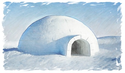 How the first Igloo was built
